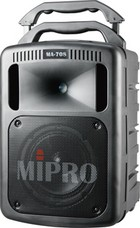 Mipro MA-708 Portable Wireless PA System Front