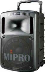 Mipro MA-808 Portable Wireless PA System Front
